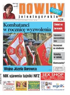 Nowiny Jeleniogórskie : tygodnik społeczny, R.54!, 2013, nr 19 (2811) [Dokument elektroniczny]