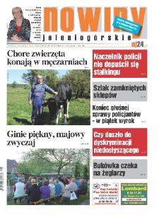 Nowiny Jeleniogórskie : tygodnik społeczny, R.54!, 2013, nr 21 (2813) [Dokument elektroniczny]