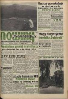 Nowiny Jeleniogórskie : magazyn ilustrowany ziemi jeleniogórskiej, R. 4, 1961, nr 33 (177)