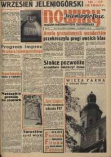 Nowiny Jeleniogórskie : magazyn ilustrowany ziemi jeleniogórskiej, R. 4, 1961, nr 36 (180)