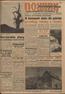 Nowiny Jeleniogórskie : magazyn ilustrowany ziemi jeleniogórskiej, R. 4, 1961, nr 44 (188)