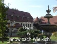 Dwór w Janowicach Wielkich [Film]