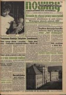 Nowiny Jeleniogórskie : magazyn ilustrowany ziemi jeleniogórskiej, R. 4, 1961, nr 47 (191)
