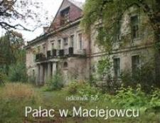 Pałac w Maciejowcu [Film]