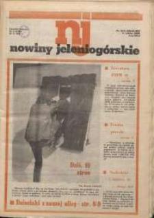 Nowiny Jeleniogórskie : tygodnik społeczny, R. 33, 1990, nr 9 (1568)