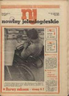 Nowiny Jeleniogórskie : tygodnik społeczny, R. 33, 1990, nr 14 (1573)