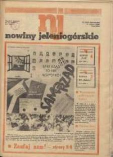 Nowiny Jeleniogórskie : tygodnik społeczny, R. 33, 1990, nr 21 (1580)