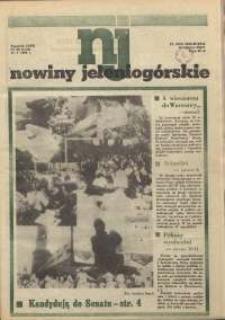 Nowiny Jeleniogórskie : tygodnik Polskiej Zjednoczonej Partii Robotniczej, R. 32, 1989, nr 20 (1530)