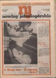 Nowiny Jeleniogórskie : tygodnik Polskiej Zjednoczonej Partii Robotniczej, R. 32, 1989, nr 23 (1532)