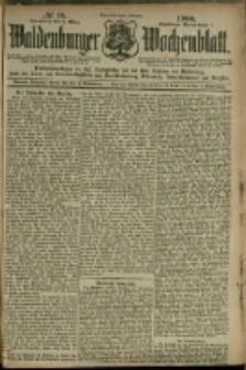 Waldenburger Wochenblatt, Jg. 46, 1900, nr 18