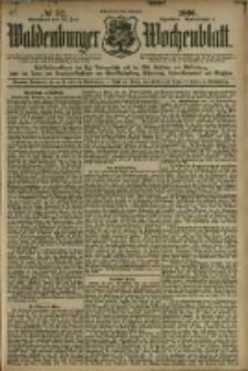 Waldenburger Wochenblatt, Jg. 46, 1900, nr 52