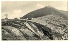 Karkonosze - Równia pod Śnieżką i Śnieżka [Dokument ikonograficzny]