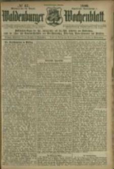 Waldenburger Wochenblatt, Jg. 46, 1900, nr 67
