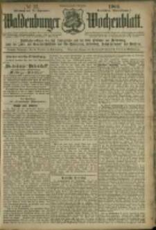 Waldenburger Wochenblatt, Jg. 46, 1900, nr 77