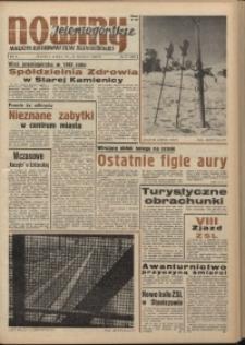 Nowiny Jeleniogórskie : magazyn ilustrowany ziemi jeleniogórskiej, R. 5, 1962, nr 11 (207)