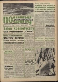 Nowiny Jeleniogórskie : magazyn ilustrowany ziemi jeleniogórskiej, R. 5, 1962, nr 13 (209)