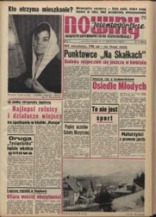 Nowiny Jeleniogórskie : magazyn ilustrowany ziemi jeleniogórskiej, R. 5, 1962, nr 14 (210)