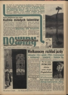 Nowiny Jeleniogórskie : magazyn ilustrowany ziemi jeleniogórskiej, R. 5, 1962, nr 16-17 (212-213)