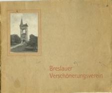 Breslauer Verschönerungsverein 1893-1906