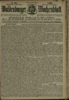 Waldenburger Wochenblatt, Jg. 46, 1900, nr 95