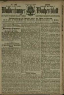 Waldenburger Wochenblatt, Jg. 46, 1900, nr 102