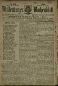Waldenburger Wochenblatt, Jg. 46, 1900, nr 103