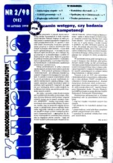 Kurenda : jeleniogórski informator oświatowy, 1998, nr 2 (95)