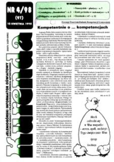 Kurenda : jeleniogórski informator oświatowy, 1998, nr 4 (97)
