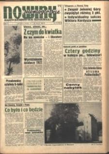 Nowiny Jeleniogórskie : magazyn ilustrowany ziemi jeleniogórskiej, R. 5, 1962, nr 19 (215)