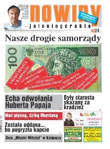 Nowiny Jeleniogórskie : tygodnik społeczny, R.55!, 2013, nr 39 (2831) [Dokument elektroniczny]