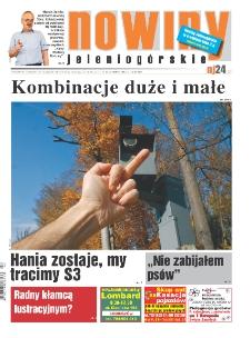 Nowiny Jeleniogórskie : tygodnik społeczny, R.55!, 2013, nr 43 (2835) [Dokument elektroniczny]