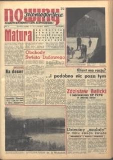 Nowiny Jeleniogórskie : magazyn ilustrowany ziemi jeleniogórskiej, R. 5, 1962, nr 23 (219)