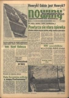 Nowiny Jeleniogórskie : magazyn ilustrowany ziemi jeleniogórskiej, R. 5, 1962, nr 24 (220)