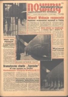 Nowiny Jeleniogórskie : magazyn ilustrowany ziemi jeleniogórskiej, R. 5, 1962, nr 26 (222)