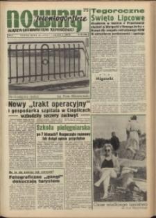 Nowiny Jeleniogórskie : magazyn ilustrowany ziemi jeleniogórskiej, R. 5, 1962, nr 30 (226)
