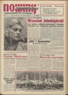 Nowiny Jeleniogórskie : magazyn ilustrowany ziemi jeleniogórskiej, R. 5, 1962, nr 32 (228)