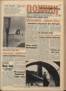 Nowiny Jeleniogórskie : magazyn ilustrowany ziemi jeleniogórskiej, R. 5, 1962, nr 34 (230)