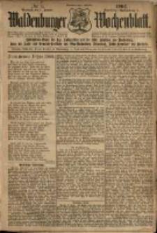 Waldenburger Wochenblatt, Jg. 48, 1902, nr 2