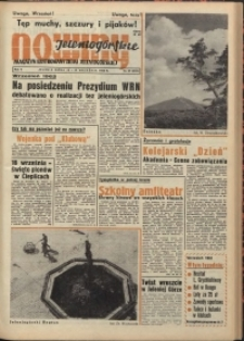 Nowiny Jeleniogórskie : magazyn ilustrowany ziemi jeleniogórskiej, R. 5, 1962, nr 37 (233)