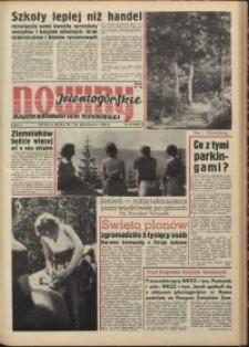 Nowiny Jeleniogórskie : magazyn ilustrowany ziemi jeleniogórskiej, R. 5, 1962, nr 38 (234)