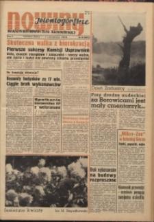 Nowiny Jeleniogórskie : magazyn ilustrowany ziemi jeleniogórskiej, R. 5, 1962, nr 44 (240)