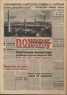 Nowiny Jeleniogórskie : magazyn ilustrowany ziemi jeleniogórskiej, R. 5, 1962, nr 48 (244)