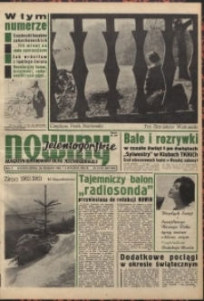 Nowiny Jeleniogórskie : magazyn ilustrowany ziemi jeleniogórskiej, R. 5, 1962, nr 51-52 (247-248)
