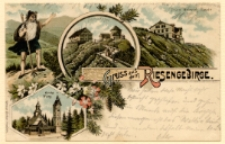 Gruss aus dem Riesengebirge [Dokument ikonograficzny]