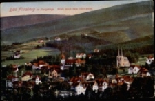 Świeradów Zdrój - widok na miasto [Dokument ikonograficzny]