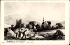 Bukowiec - Karkonosze, wg stalorytu L. Richtera z roku 1840 [Dokument ikonograficzny]