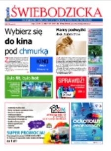 Gazeta Świebodzicka : dwutygodnik społeczno-samorządowy mieszkańców Świebodzic, 2015, nr 223