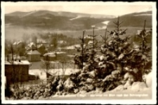 Szklarska Poręba Górna zimą [Dokument ikonograficzny]