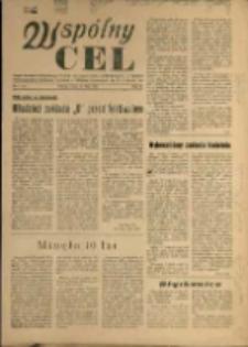 Wspólny cel : Organ Komitetu Zakładowego P.Z.P.R., Zarządu zakładów. ZMP, Rady Zakł. i Dyrekcji Jeleniogórskich Zakładów Celulozy Włókien Sztucznych im K. Gottwalda , 1955, nr 7 (56)