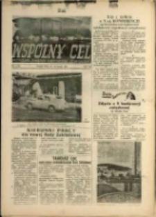 """Wspólny cel : Dwutygodnik samorządu robotniczego """"Celwiskozy"""" , 1959, nr 4 (99)"""